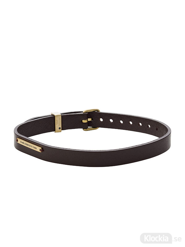 FOSSIL Armband Vintage Casual JF03709710 - Herrsmycken