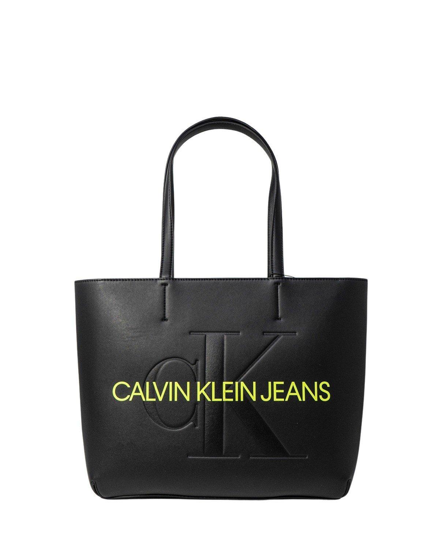 Calvin Klein Women's Handbag Various Colours 269988 - black-2 UNICA