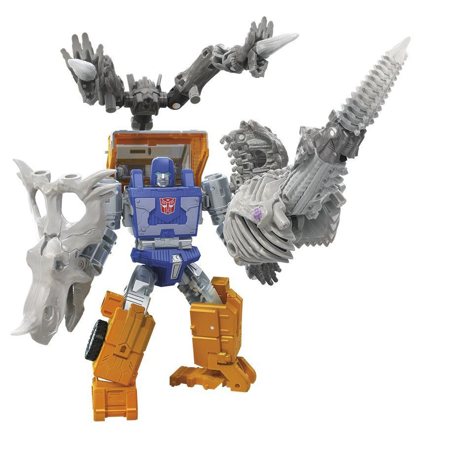 Transformers - Generations War For Cybertron - Kingdom Deluxe Ractonite (F0674)