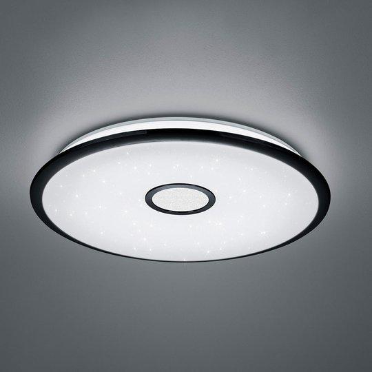 LED-taklampe Okinawa, 3 000 K–5 500 K, Ø 65cm