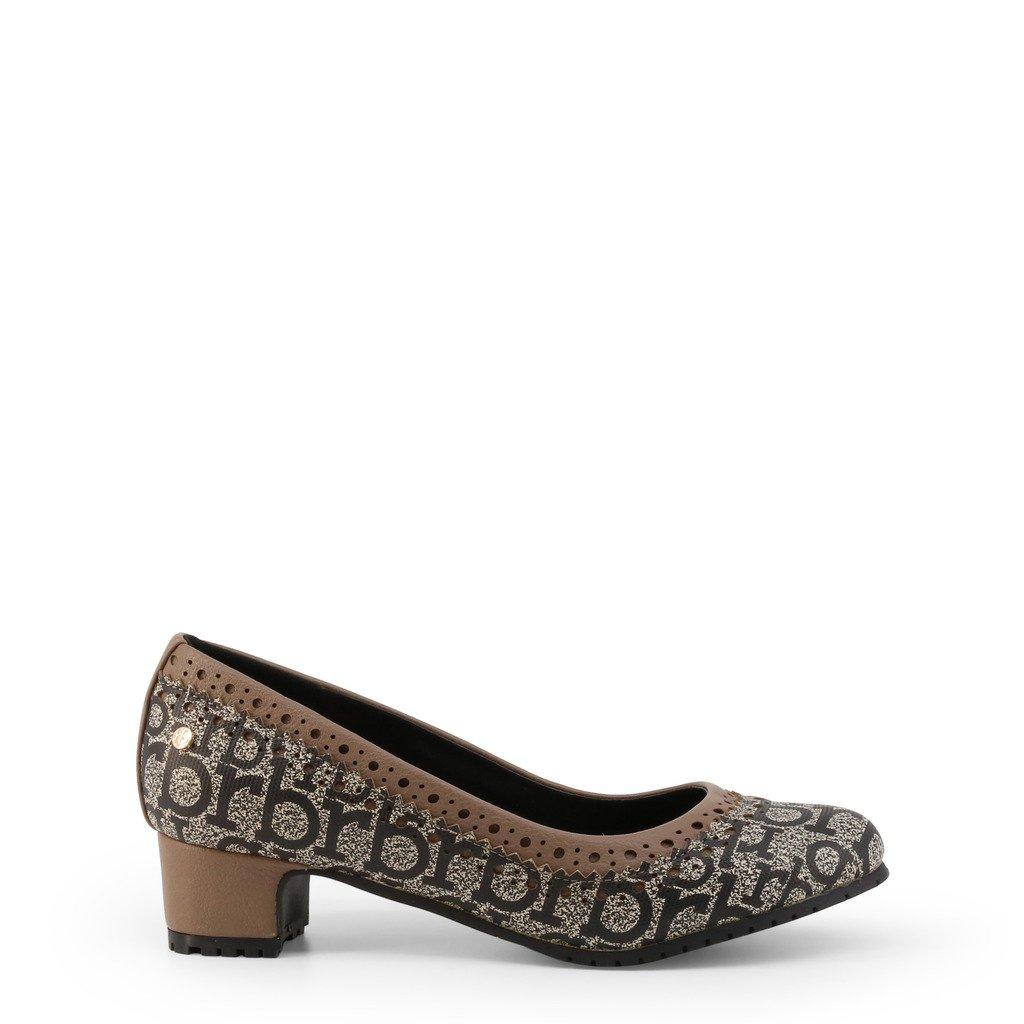 Roccobarocco Women's Heel Brown RBSC1JW01CRY - brown EU 35