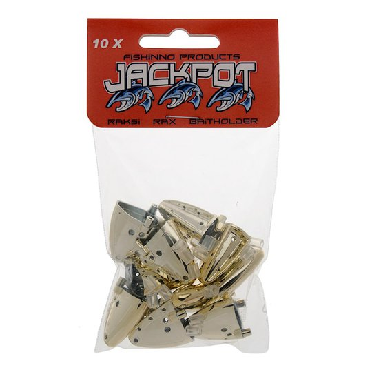 Jackpot Small beteshållare 10 st/pkt