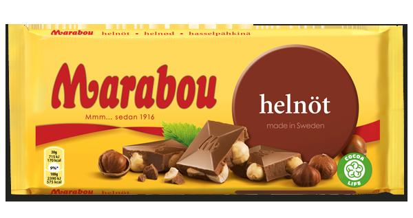 Marabou -Helnöt 200G