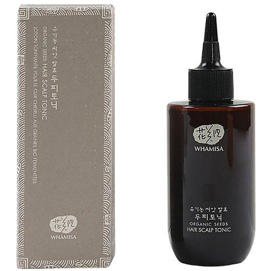 Hair Scalp Tonic, 105 ml Whamisa Skincare Erikoistuotteet hiuksille