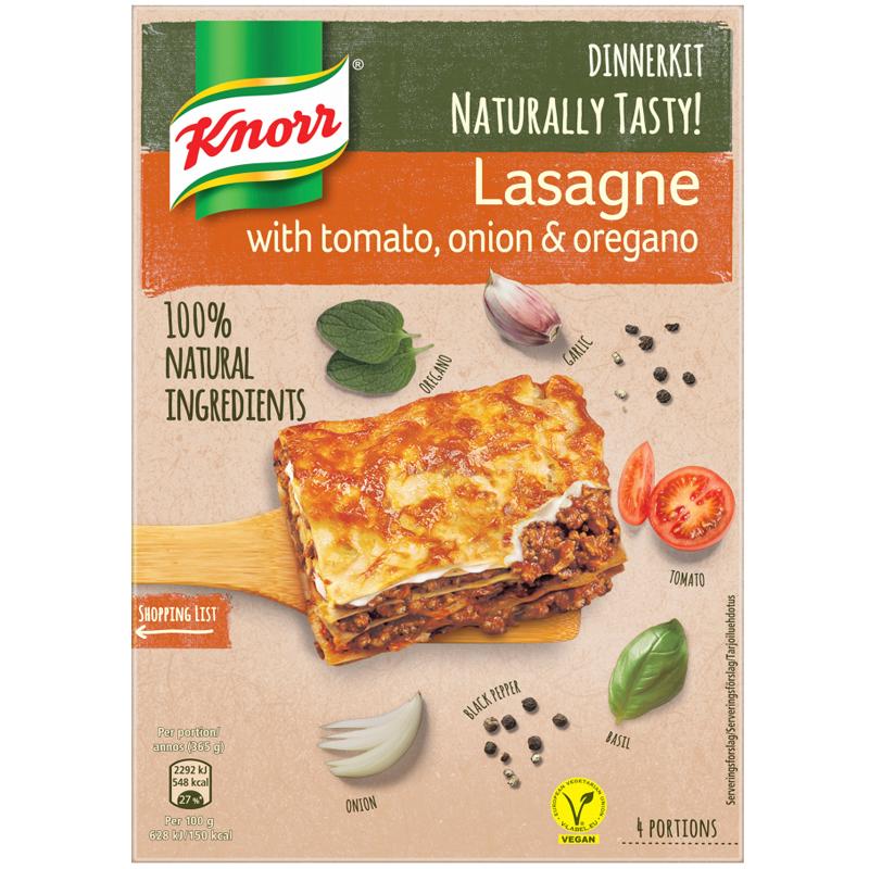 Middagskit Lasagne - 19% rabatt