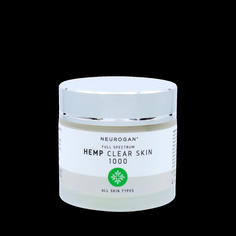 Neurogan - CBD 24 Hours Face Cream Problematic Skin 1000 mg 60 ml