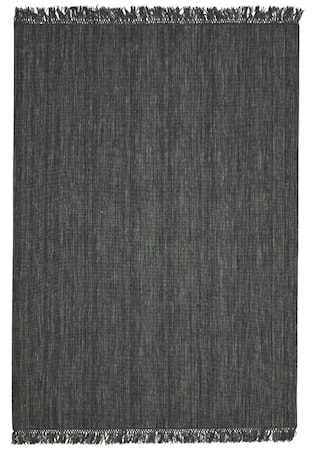 Nanda Matta Ull Grey Melange 80x250 cm