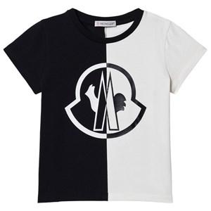 Moncler Logo T-Shirt Svart 10 years