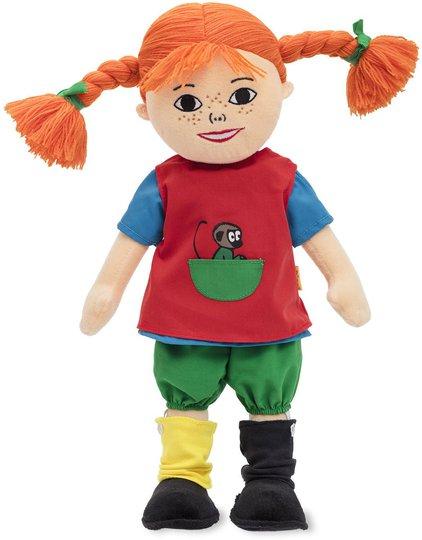 Pippi Langstrømpe Snakkedukke 40 cm