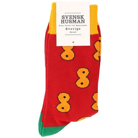 Lussebulle Socks Stl 36-40 - 51% rabatt