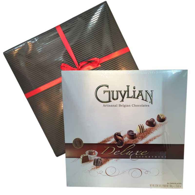 Chokladask Deluxe inslagen - 65% rabatt