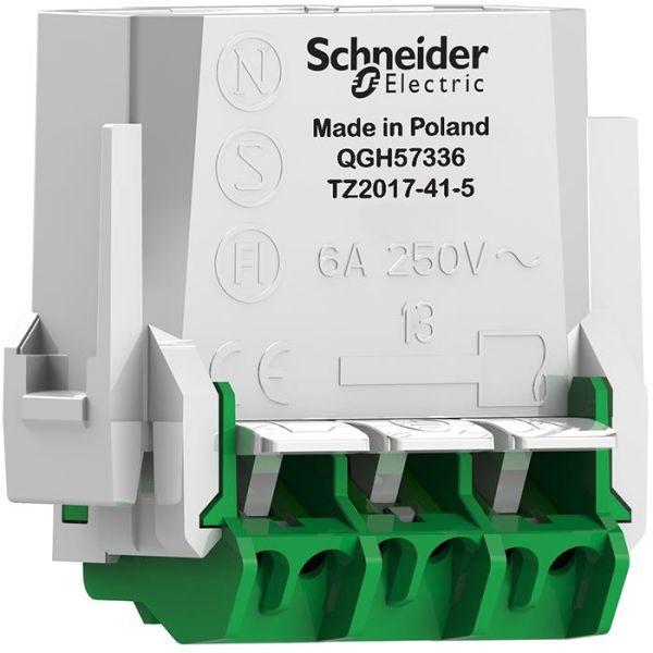 Schneider Electric Exxact WDE005021 Valaisimen liitin DCL, pistorasiapesä