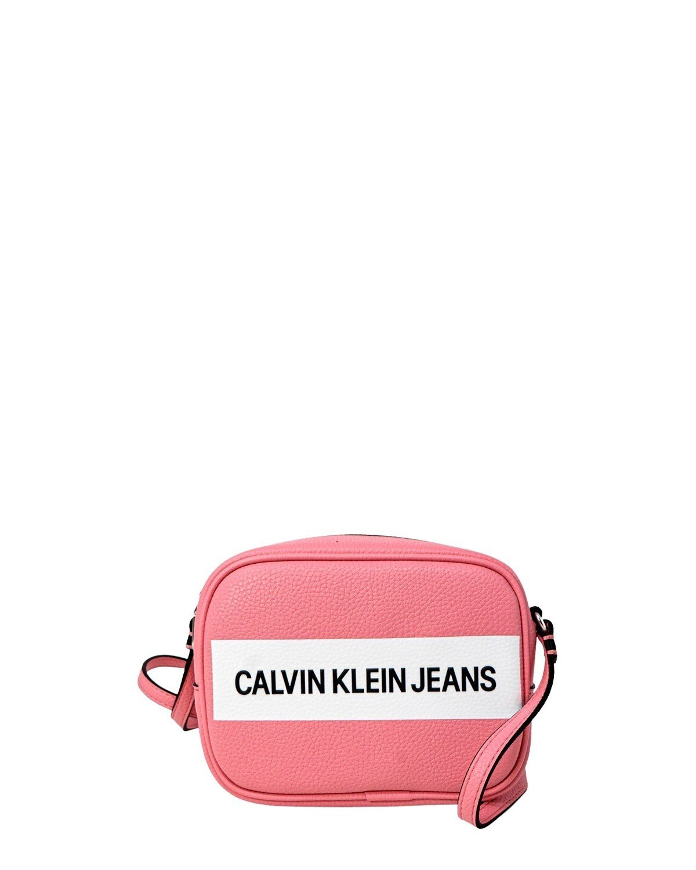 Calvin Klein Jeans Women Handbag Various Colours 305101 - pink UNICA