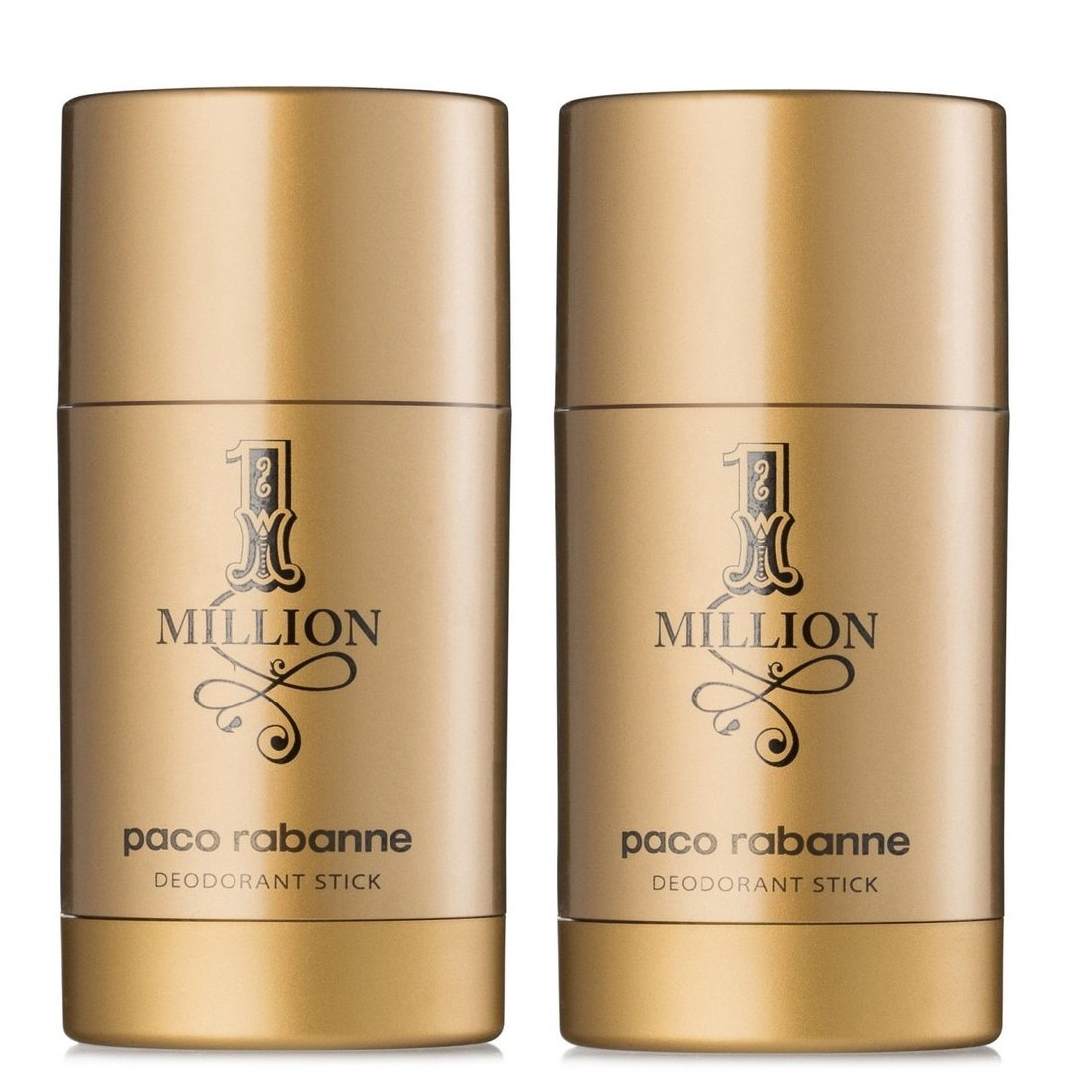 Paco Rabanne - 2x 1 Million Deodorant Stick 75 gr.