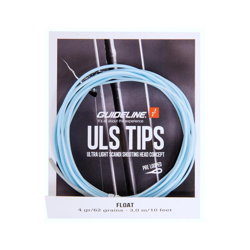 Guideline ULS Tips Flyt 10' / 3m / 4g