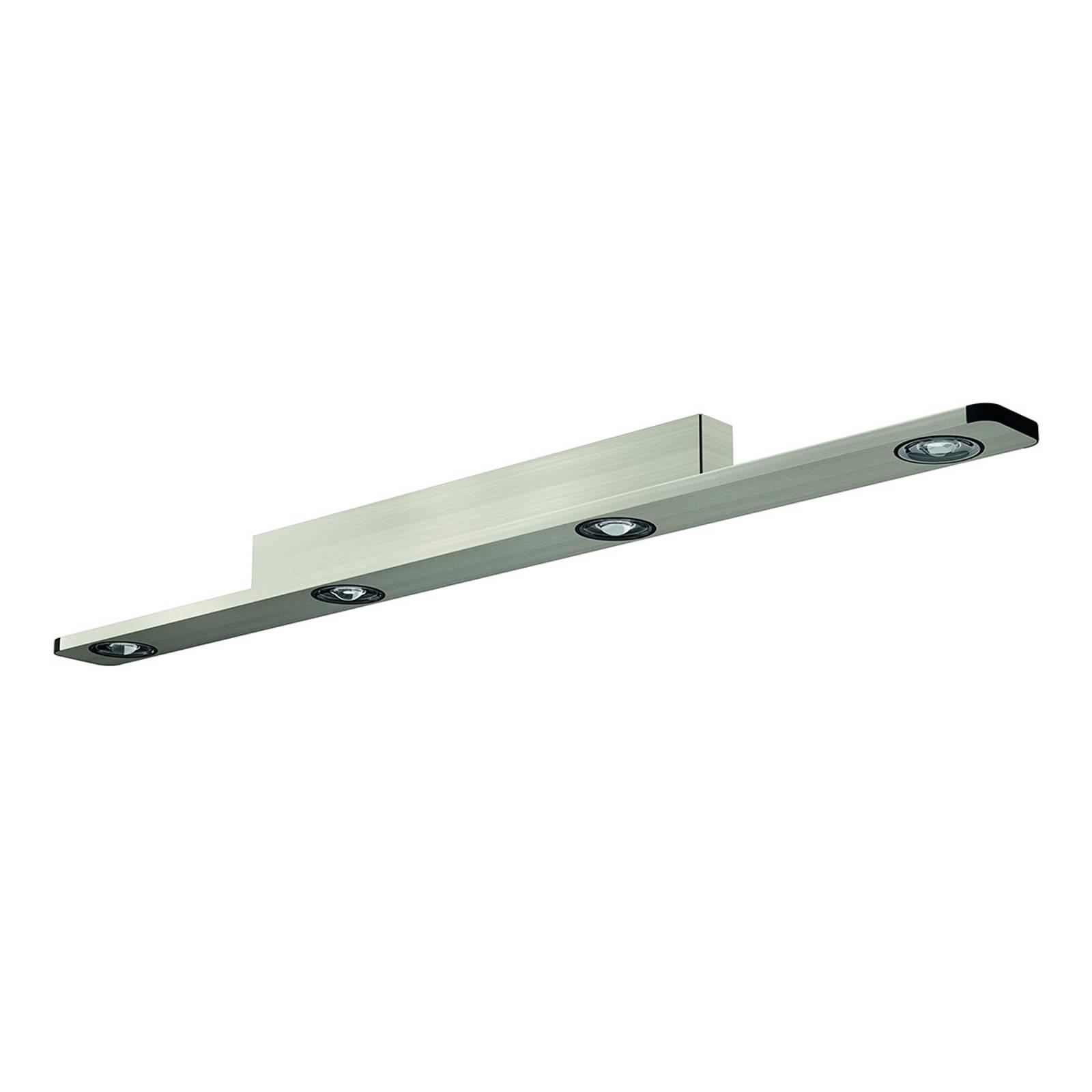LED-kattovalaisin Light Wave, himmennettävä, 110cm
