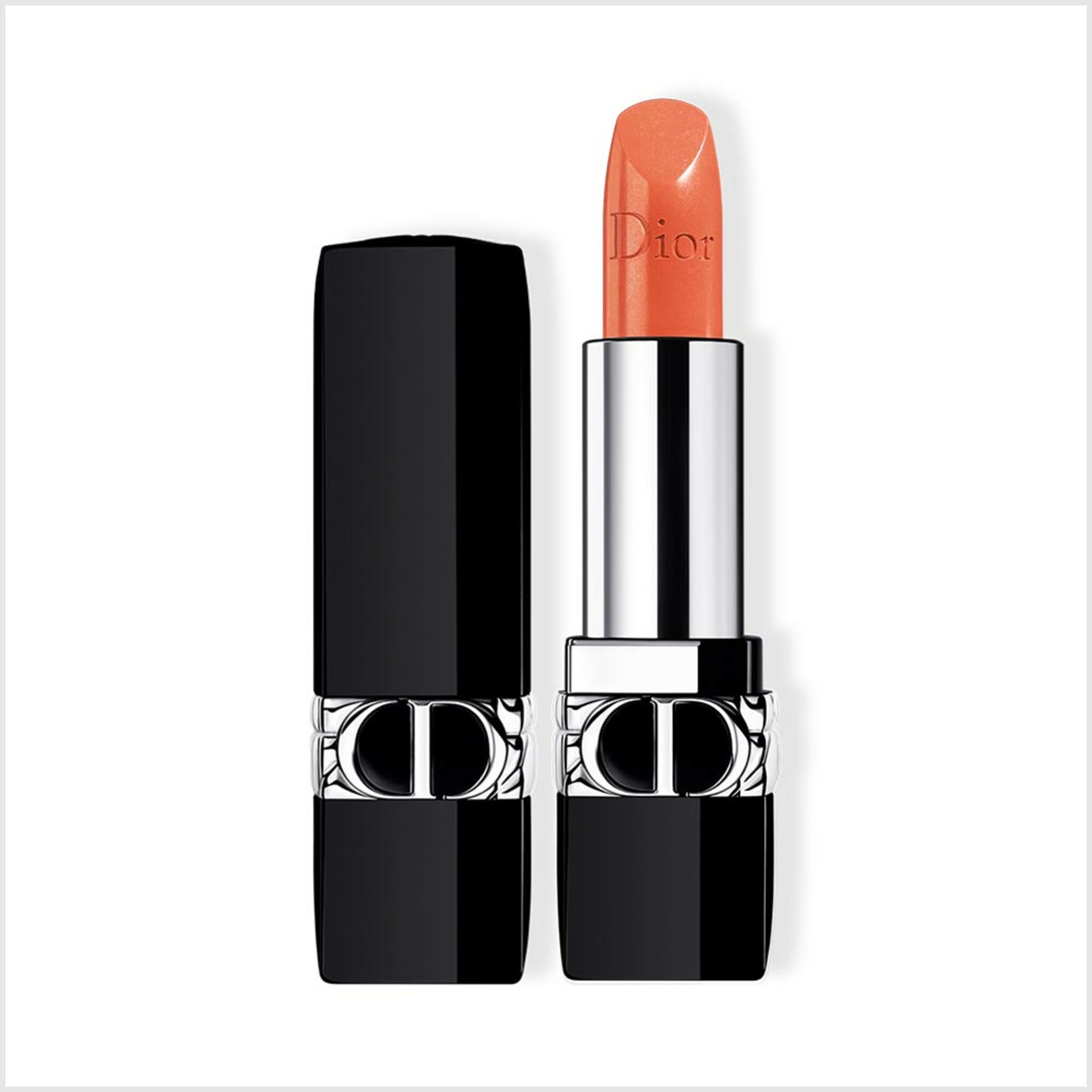 Rouge Dior Lipstick 346 Coral Peony, 3,5 G