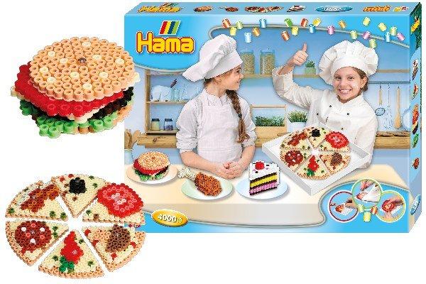 HAMA Midi - Giftbox Snack box (3157)