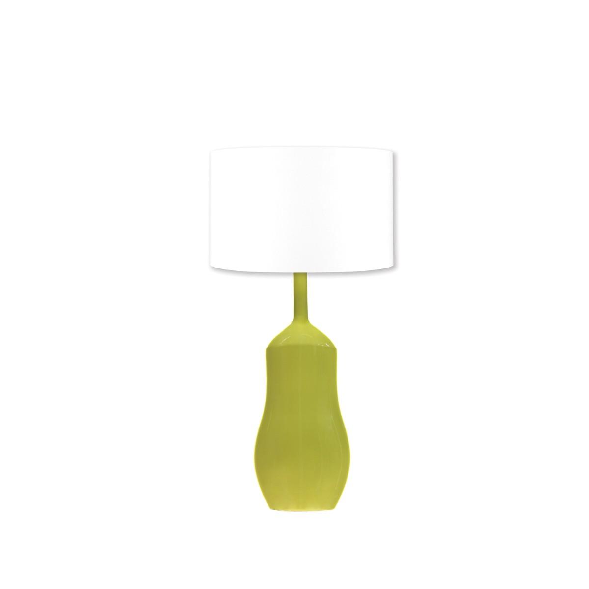 William Yeoward   Appia Table Lamp I Moss