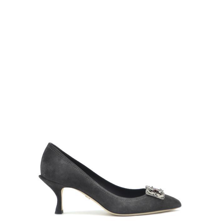 Dolce & Gabbana Women's Pumps Grey 175316 - grey 35.5