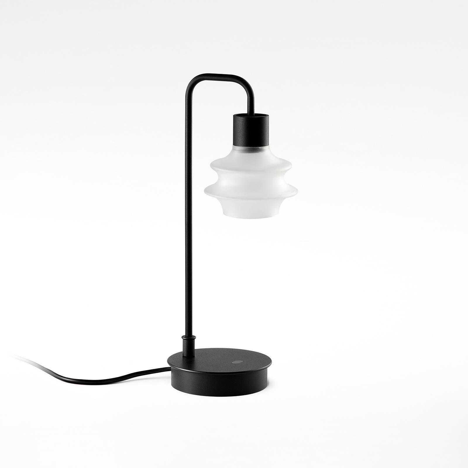 Bover Drop M/36 LED-bordlampe matt-hvit