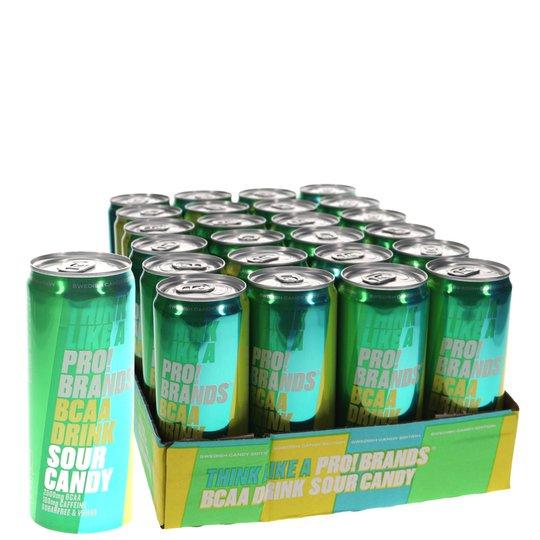 Funktionsdryck Sour candy 24-pack - 50% rabatt