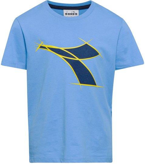 Diadora T-Shirt, Palace Sky-Blue M