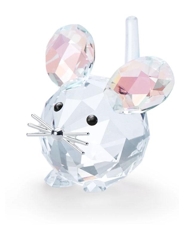 Swarovski Replica Mouse 5492738 - Glasfigur