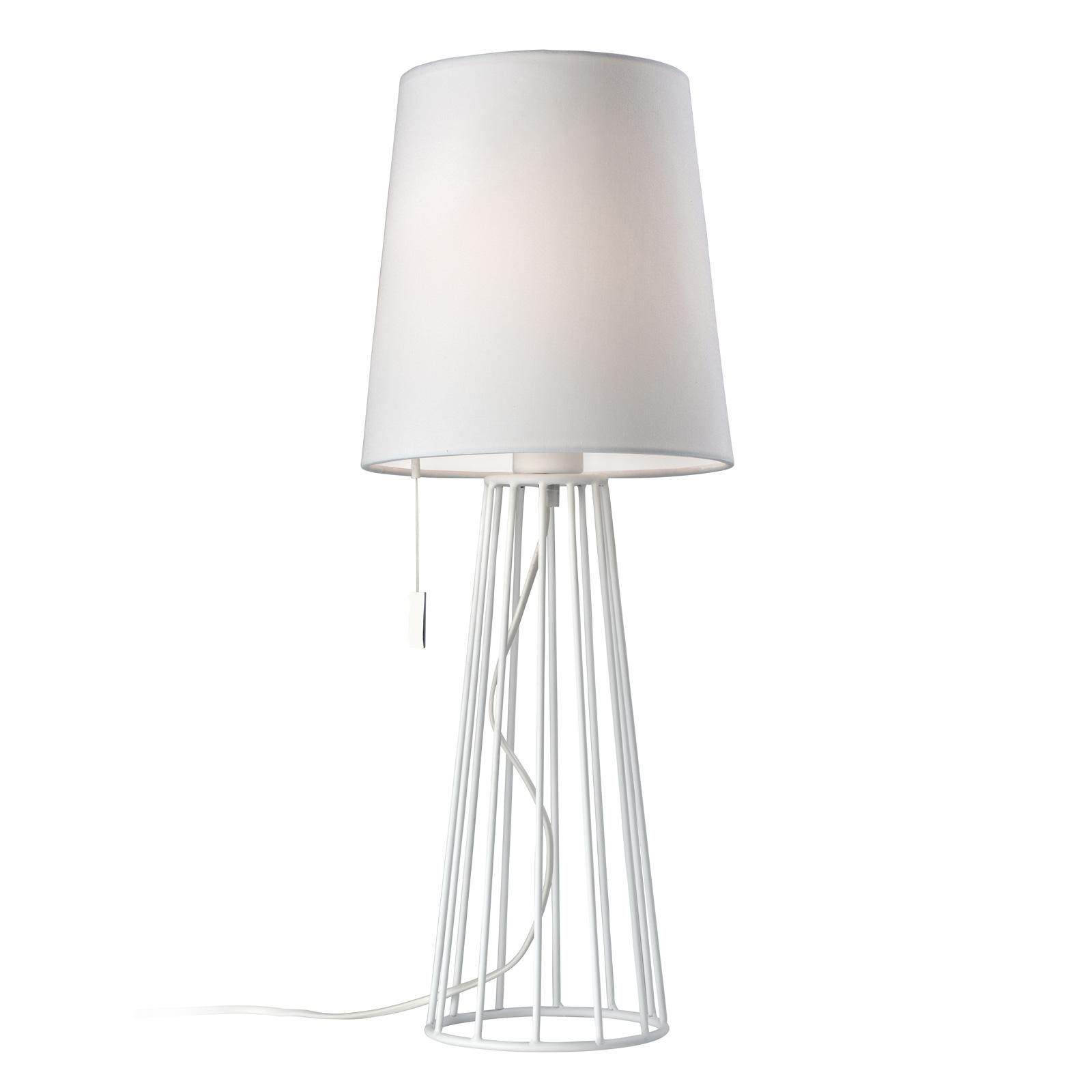Villeroy & Boch Milano pöytälamppu valkoinen