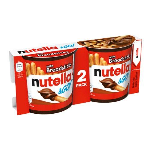 Nutella & Go - 2-pack