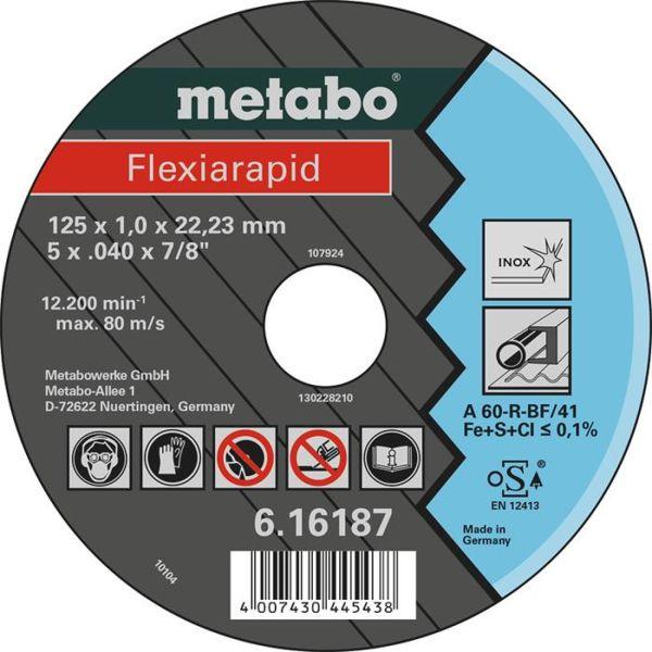 Metabo 616187000 Kappskive