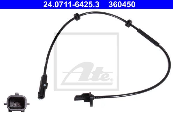ABS-anturi ATE 24.0711-6425.3