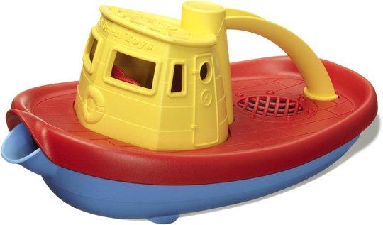 Green Toys Slepebåt