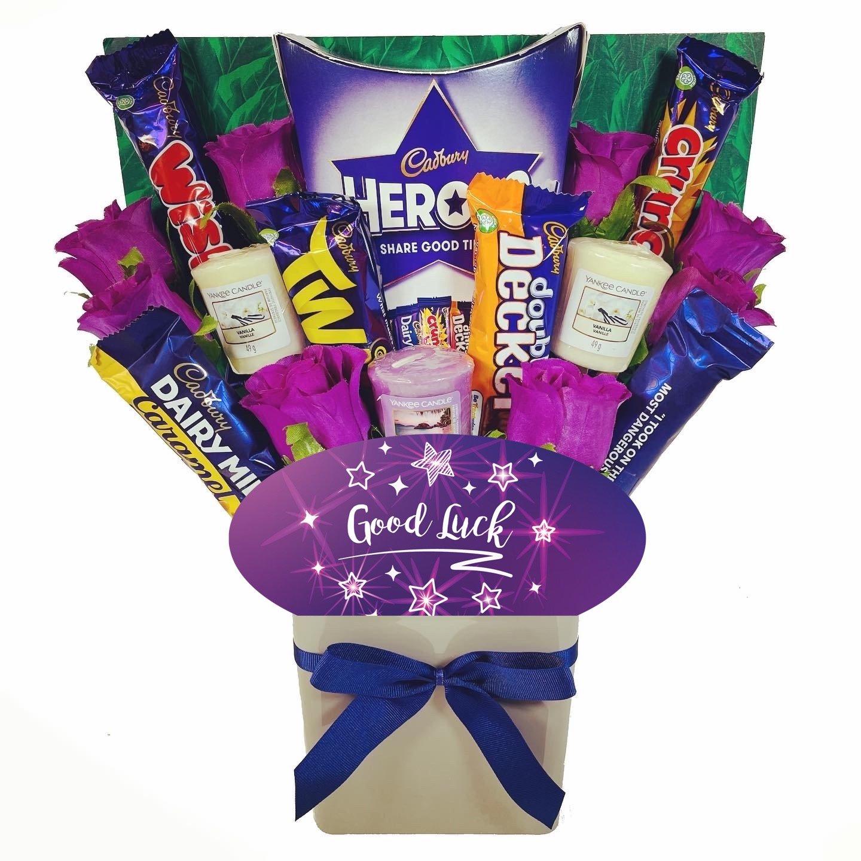 The Good Luck Yankee Candle & Cadbury Bouquet