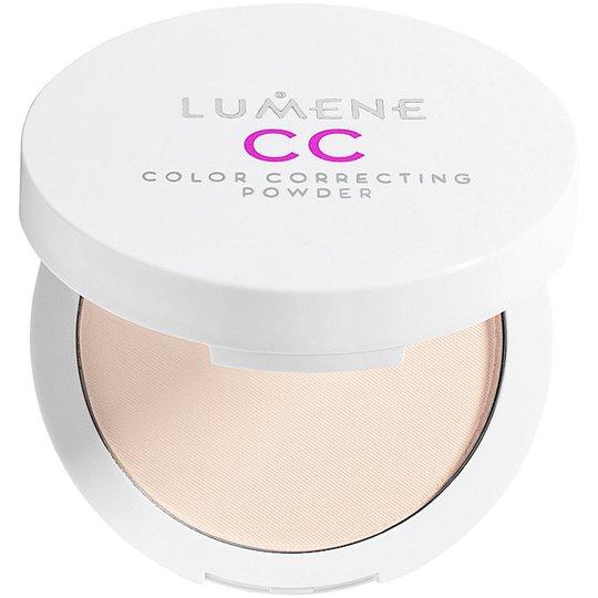 CC Color Correcting Powder, Lumene Puuteri