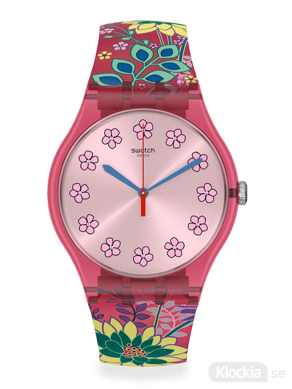 SWATCH Dhabiscus 42mm SUOP112