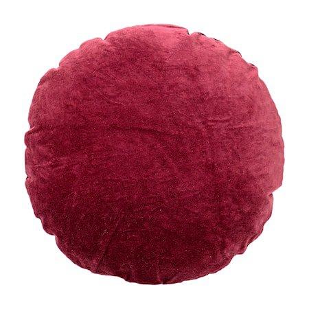 Pute Rød Bomull 45cm