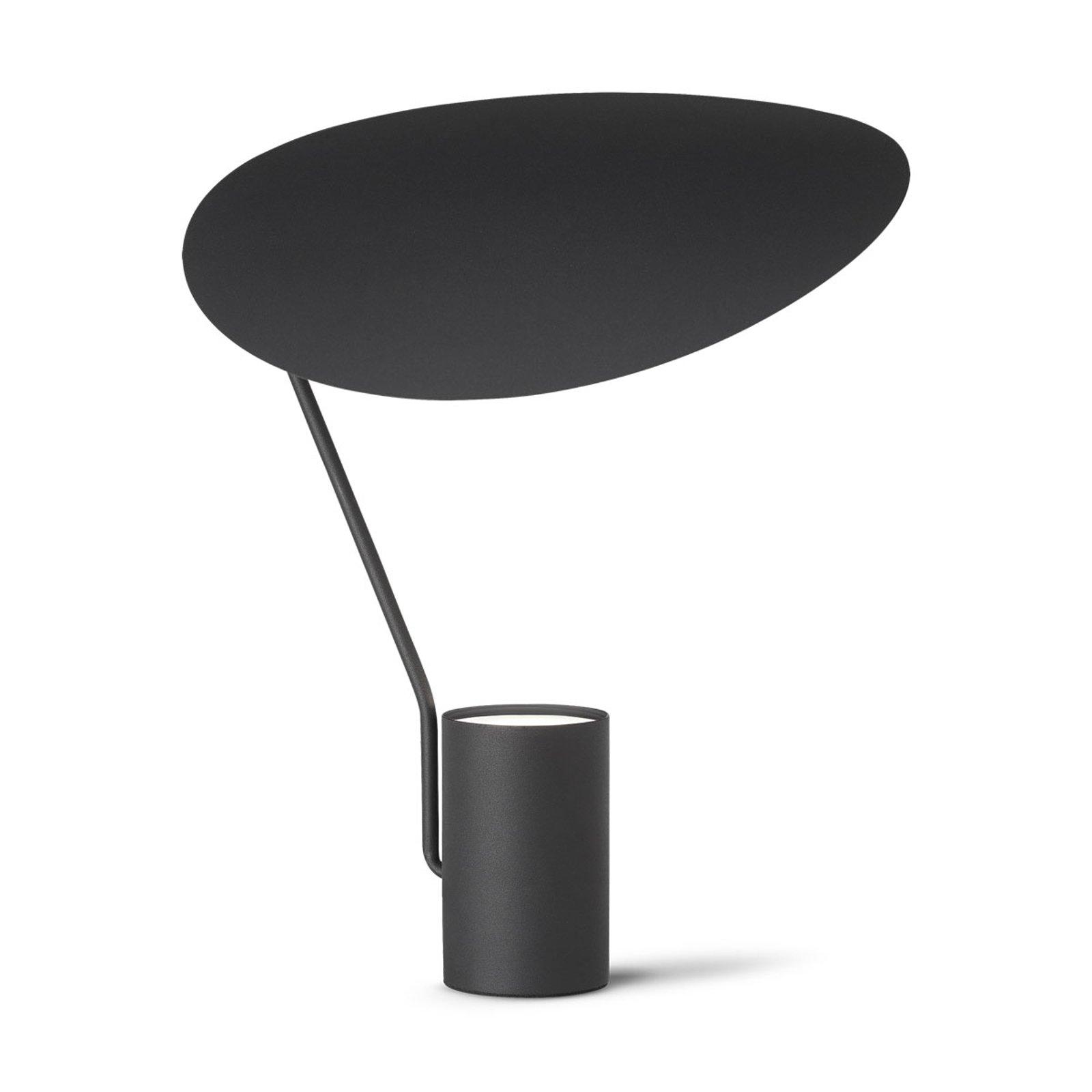 Northern Ombre bordlampe, svart