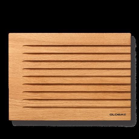 GLOBAL - Cutting Board 35 x 25 cm - Oak (17476)