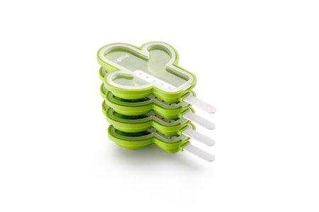 Glassform Kaktus 4-pakning