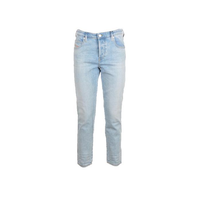 Diesel Women's Jeans Light Blue 224010 - light blue 42