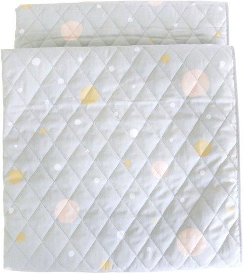 Majvillan Confetti Kviltet Teppe