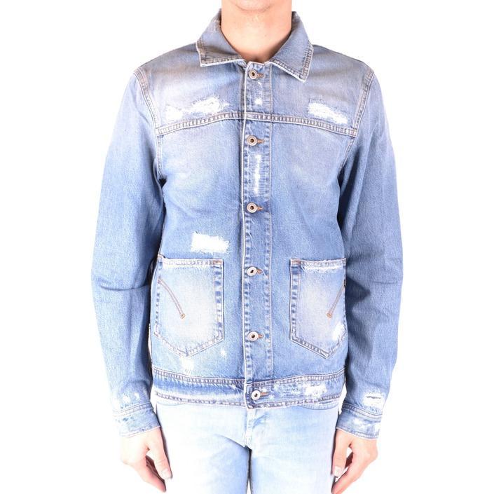 Dondup Men's Jacket Blue 187149 - blue 50