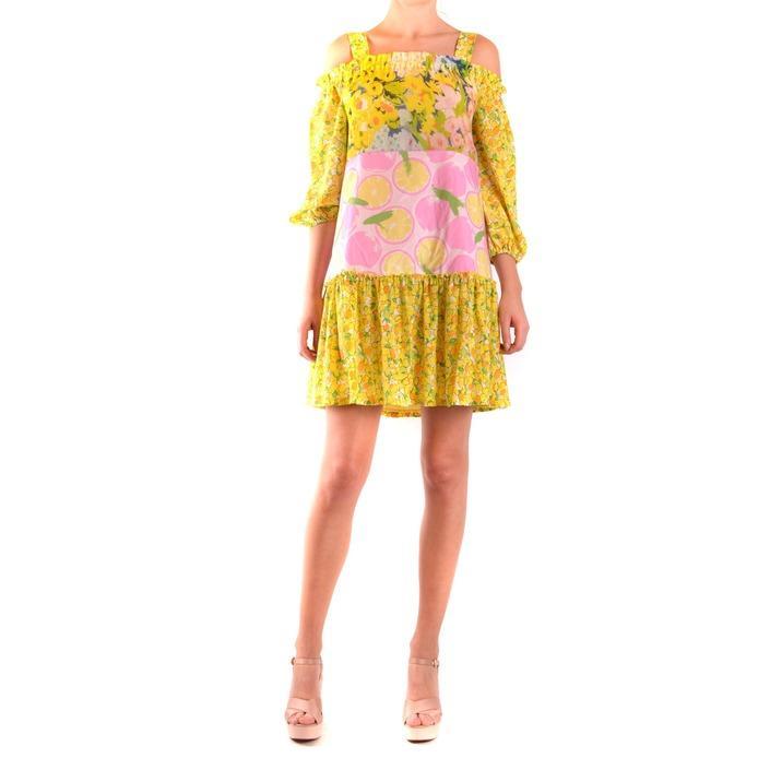 Boutique Moschino Women's Dress Multicolor 187166 - multicolor 44