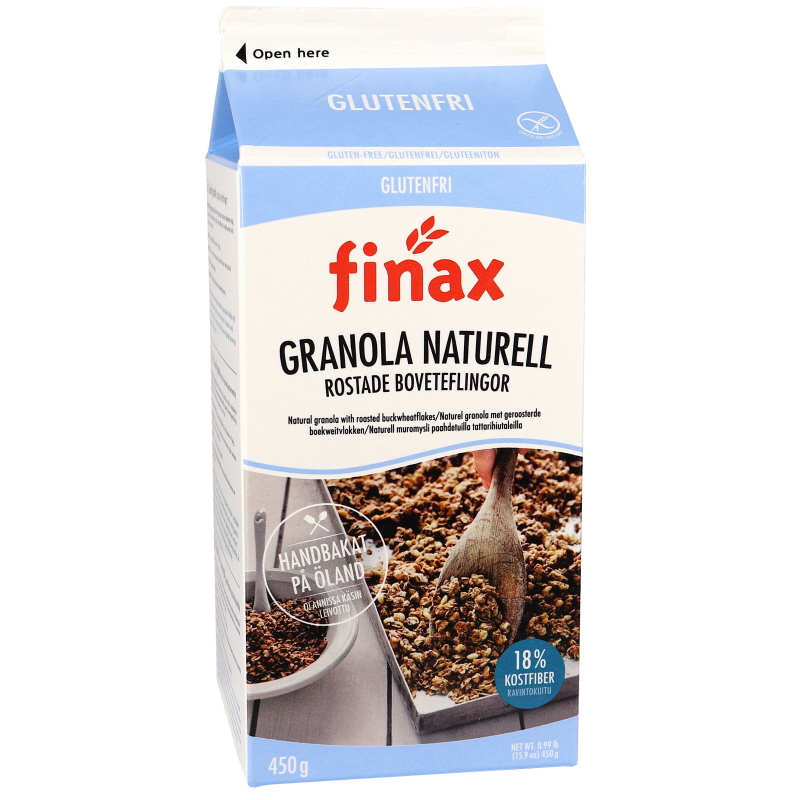 Granola Naturell - 47% rabatt