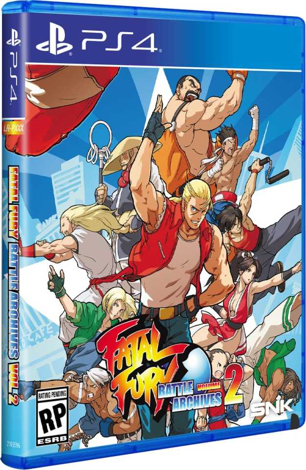 Fatal Fury: Battle Archives Volume 2 (Limited Run #371)