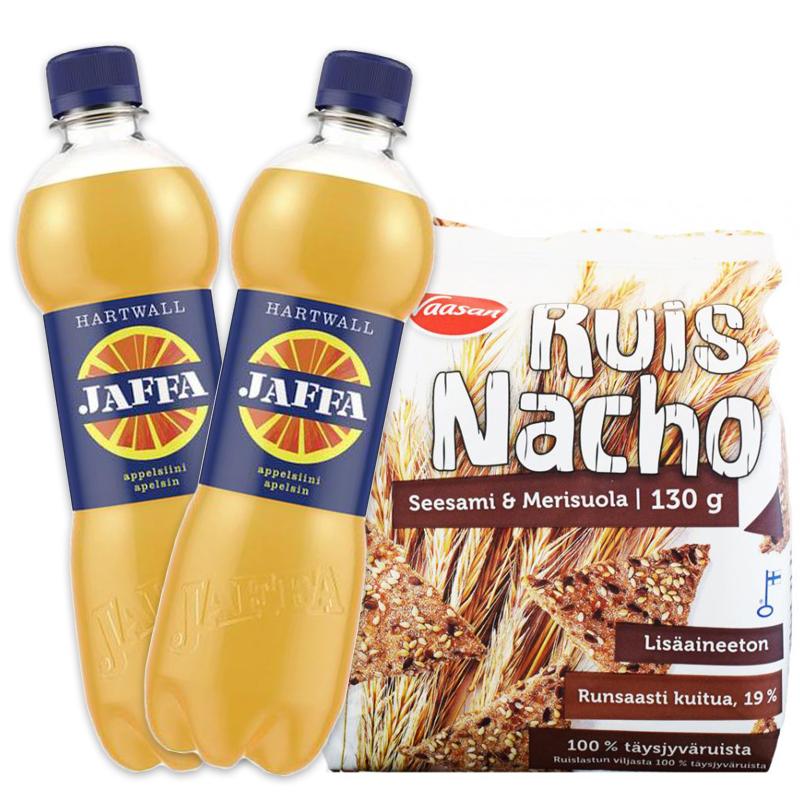 Jaffa-paketti - 31% alennus