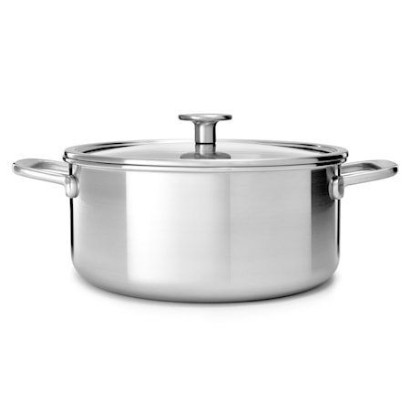 Multi-Ply Stainless Steel Gryte 20 cm / 3,11L Uncoated