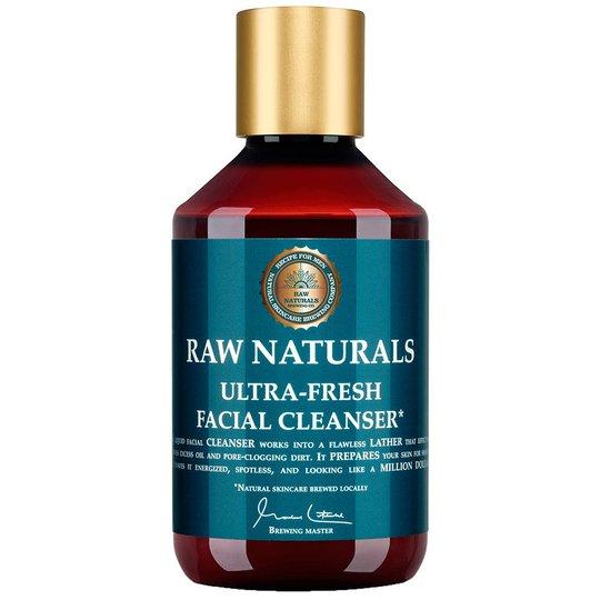 Raw Naturals Ultra Fresh Facial Cleanser, 250 ml Raw Naturals by Recipe for Men Ihonpuhdistus