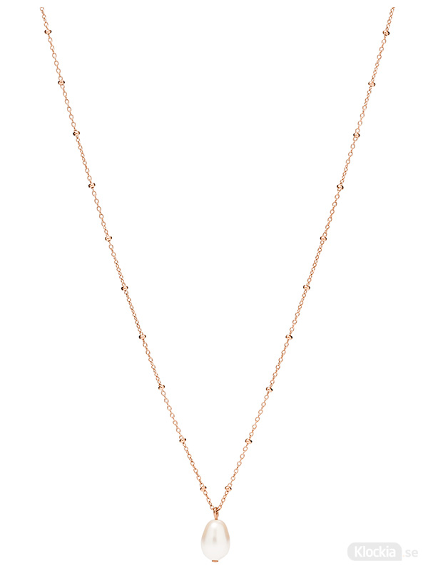 FOSSIL Halsband Vintage Iconic – Rosé JF03643791